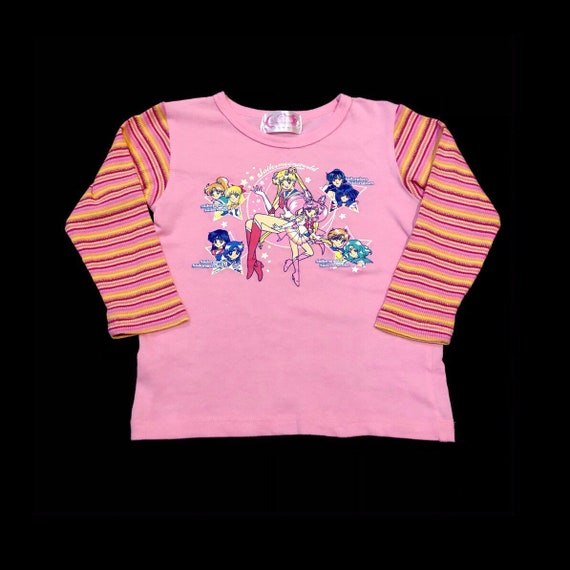 90s Sailor Moon Baby Top Rare