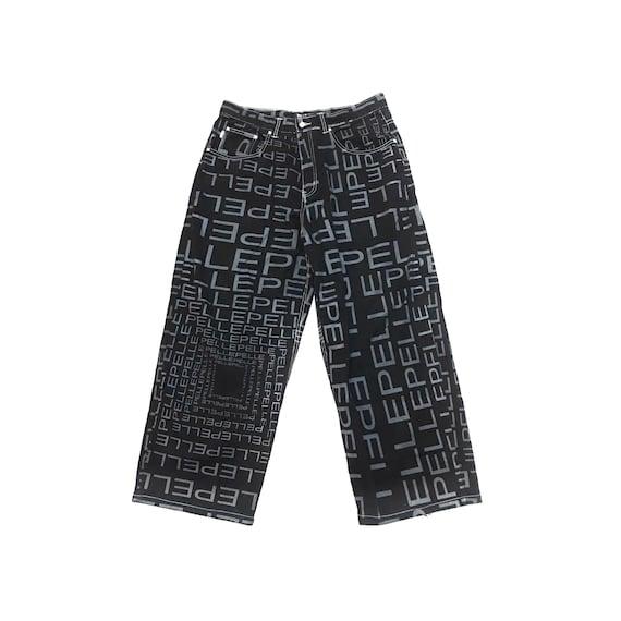 90s/Y2K Hip Hop Pelle Pelle Jeans