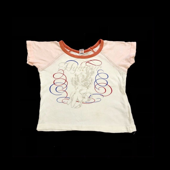 90s HYSTERIC GLAMOUR Baby Tee