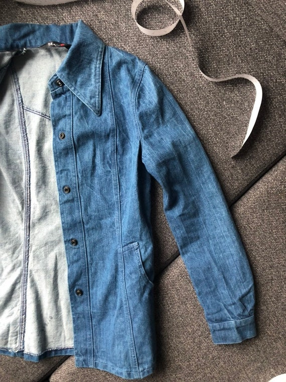 Vintage Lee Cooper 60s denim jacket