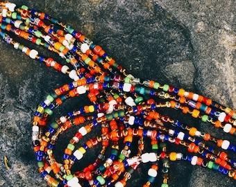 Custom Stretch Waist Beads