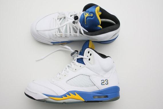 Nike Air Jordan 5 Retro Laney 136027-189