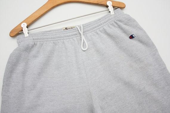 Champion Premium Reverse Wave Vintage Grey Sweatpa