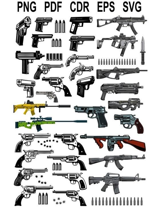 Uzi Gun Stock Illustrations – 426 Uzi Gun Stock Illustrations, Vectors &  Clipart - Dreamstime
