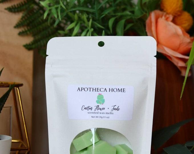 Cactus Flower & Jade Wax Melts