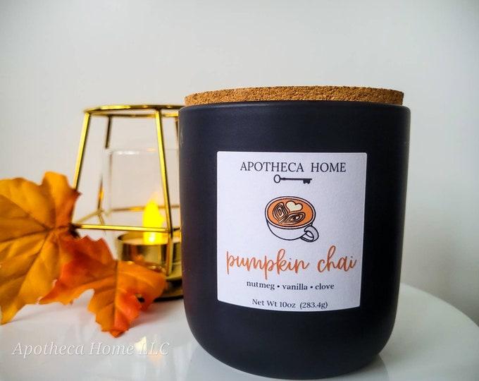 Pumpkin Chai 10 oz