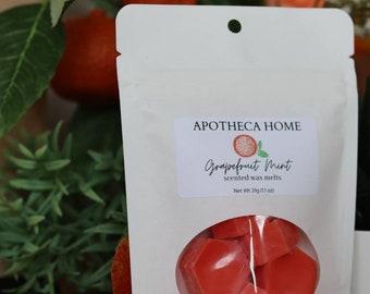 Grapefruit Mint Wax Melts