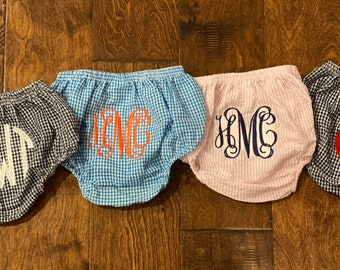 Nautical Anchors Baby Girl Coming Home Outfit Cake Smash Photos Toddler Bloomers Unisex Diaper Cover Baby Diaper Cover Baby Boy