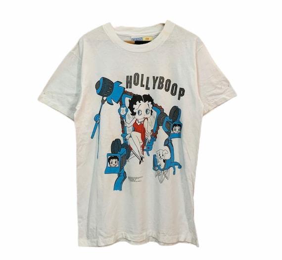 Vintage 90s Betty Boop Hollyboop T Shirt