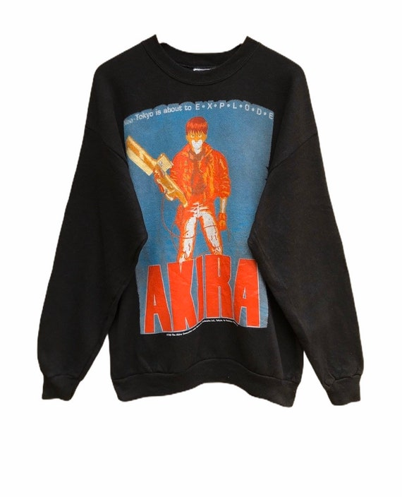 Vintage Akira Sweatshirt Large Size
