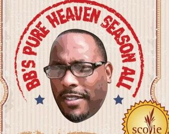 BBs Pure Heaven Season All- Original Meat Seasoning.......2021 Scovie Award national Winner