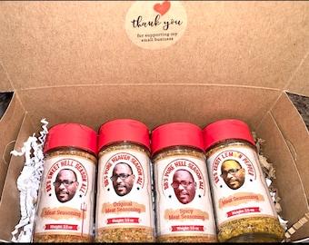BBs Season All Variety 4 pack Gift Set-small bottles
