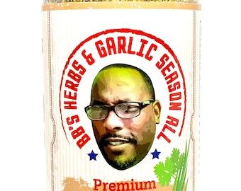 BBs Herb & Garlic Season All