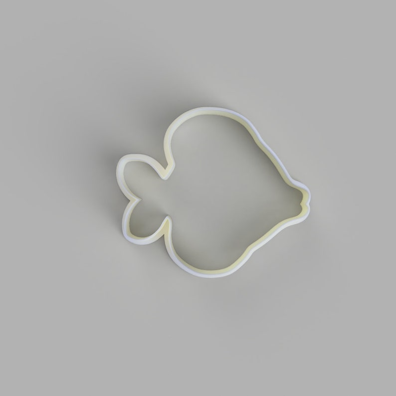 Fish Cookie Cutter and Embosser. 1