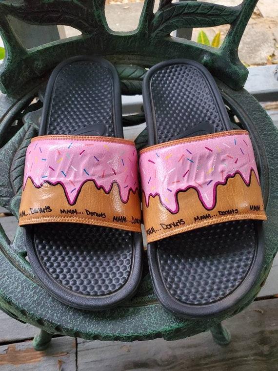 Custom slides/Nike slides/Custom Nike