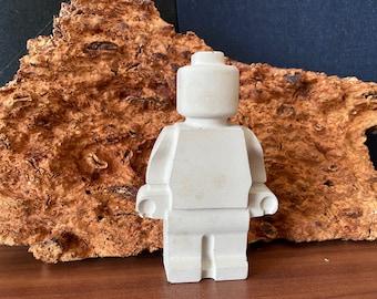 Concrete Legomännchen Lego Concrete
