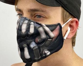 Bane Mask Etsy