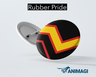 Rubber Pride Badge (32mm)