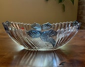 Anna Hutte-Bleikristall-Lead Crystal Bowl - Made in West Germany