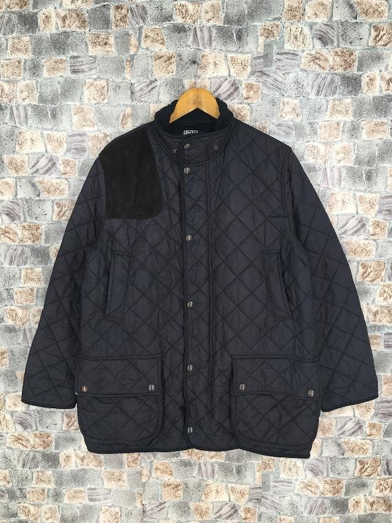 Vintage Polo Ralph Lauren Puffer Jacket Warmer Lar