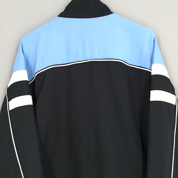 Vintage 90's Champion Windbreaker Jacket Xlarge C… - image 9