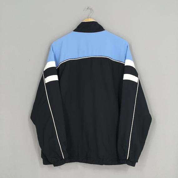 Vintage 90's Champion Windbreaker Jacket Xlarge C… - image 8