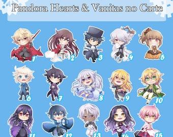 Pandora Hearts & Vanitas no Carte Stickers