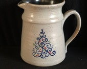 Stoneware Rowe Pottery Pitcher