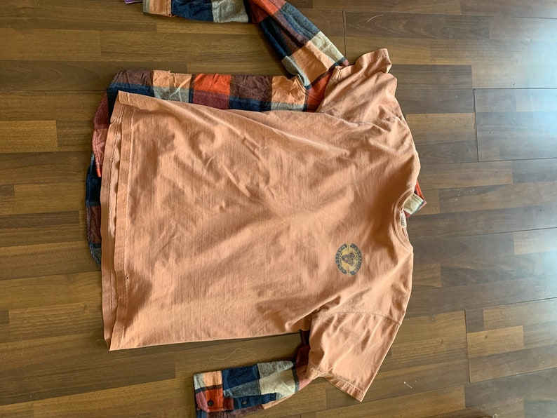 Flannel x Comfort Colors