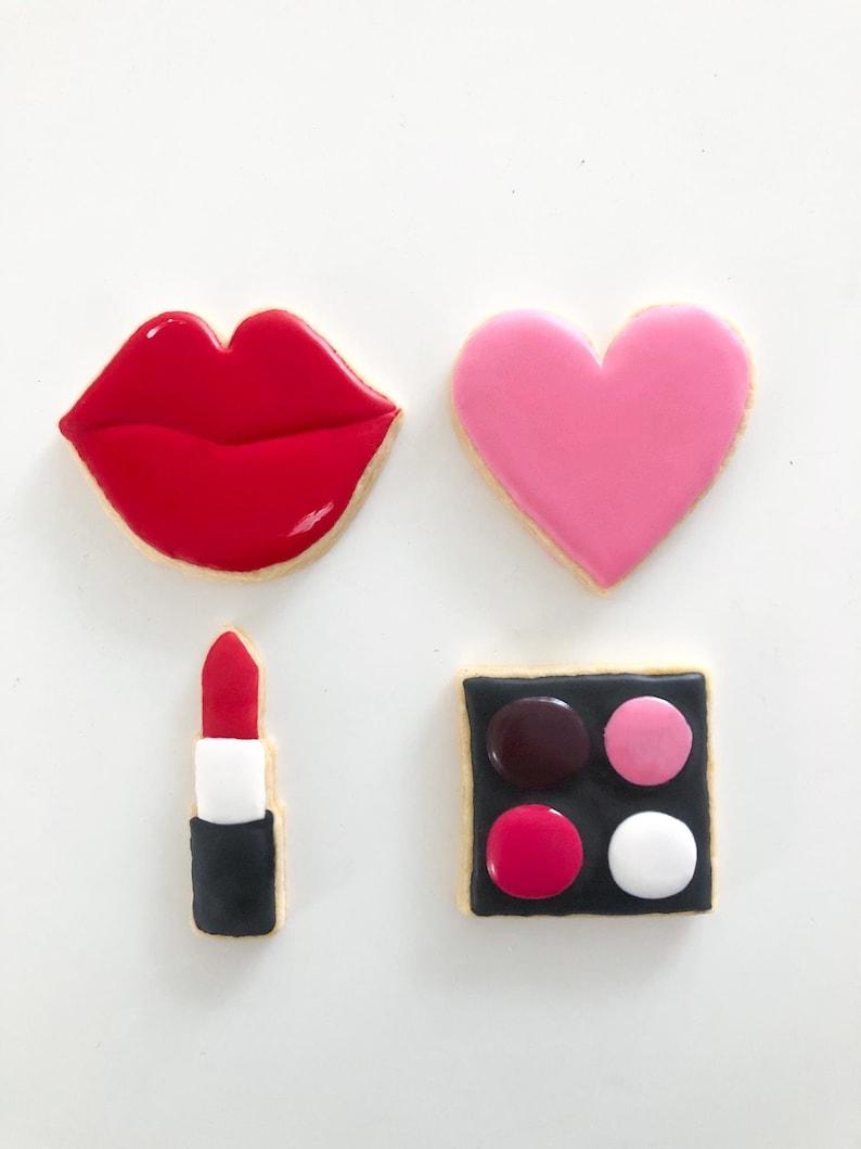 Lipstick Fondant Cutter Clay Cutter Cookie Cutter Dough Cutter