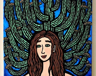 Muse of the Saguaros