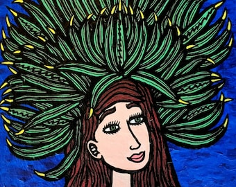 Lady Agave
