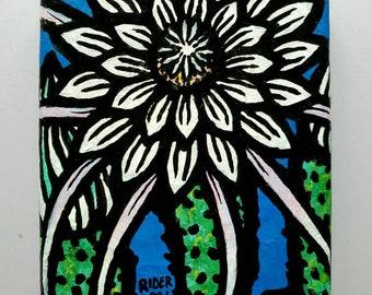 Desert Blooms Series: Night Blooming Cereus