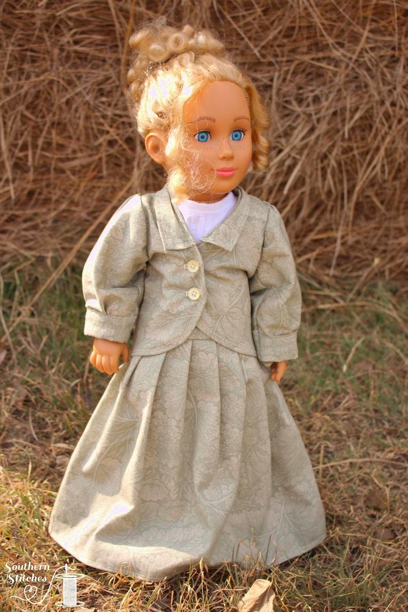 Edwardian Era 18 Inch Doll Outfit