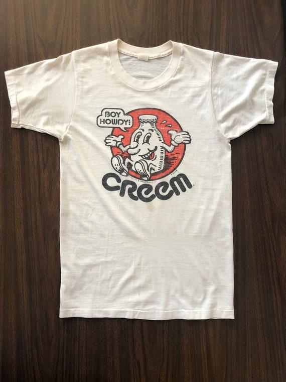 Vintage 1972 Creem Magazine R. Crumb BOY HOWDY t s