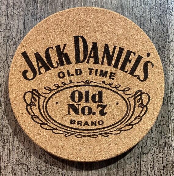Coasters (Jack Daniels Rum) Package (4/6/8/10)