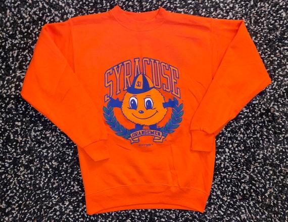 Vintage Syracuse Orangemen 1989 Crewneck Sweatshir