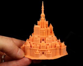 Fairytale Medieval Castle - 2 - 3D Printed