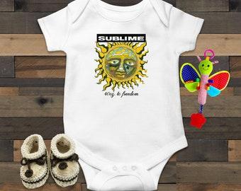Rock n Roll Lightning Bolt Kids Baby Toddler T-Shirt Alternative Music Fan Gift