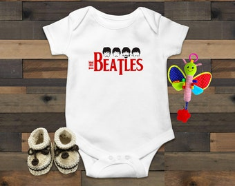 Newborn Clothes Rock Band The Rolling Stones Cool Logo Popular Baby Outfitss