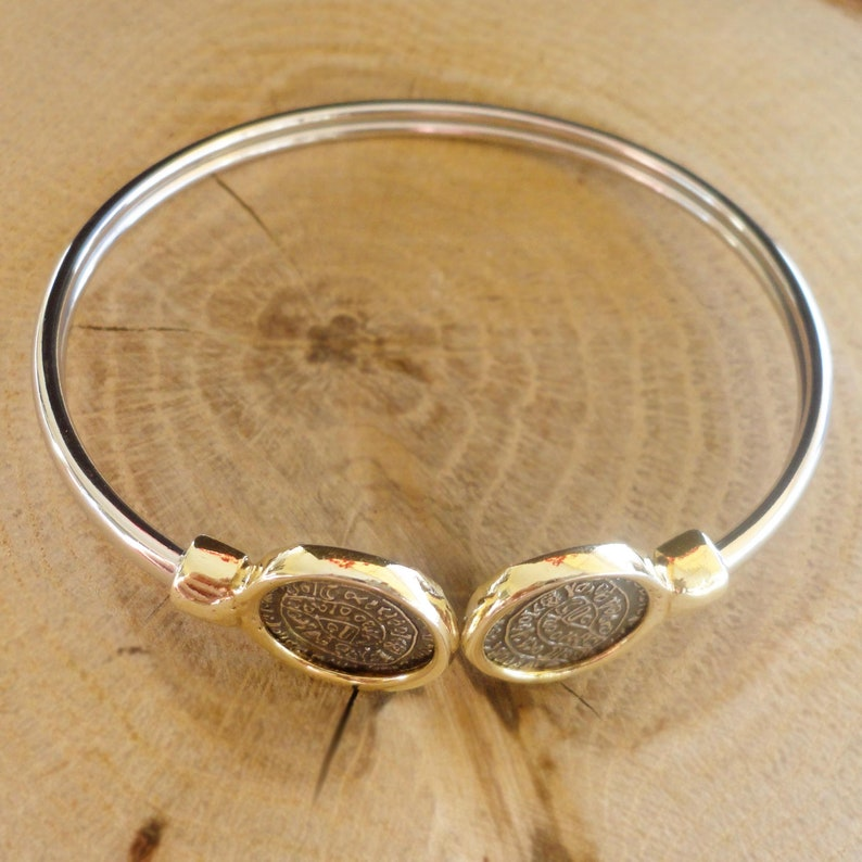 Phaistos Disc Bracelet  Traditional bangleAncient jewelry