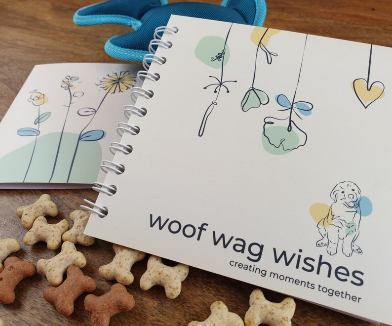 Activity and Memory Book for Dog Lovers image 1