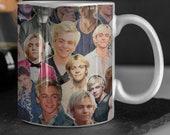Ross Lynch Mug - Custom Mug - 11 or 20 oz - Ross Lynch Coffee Cup