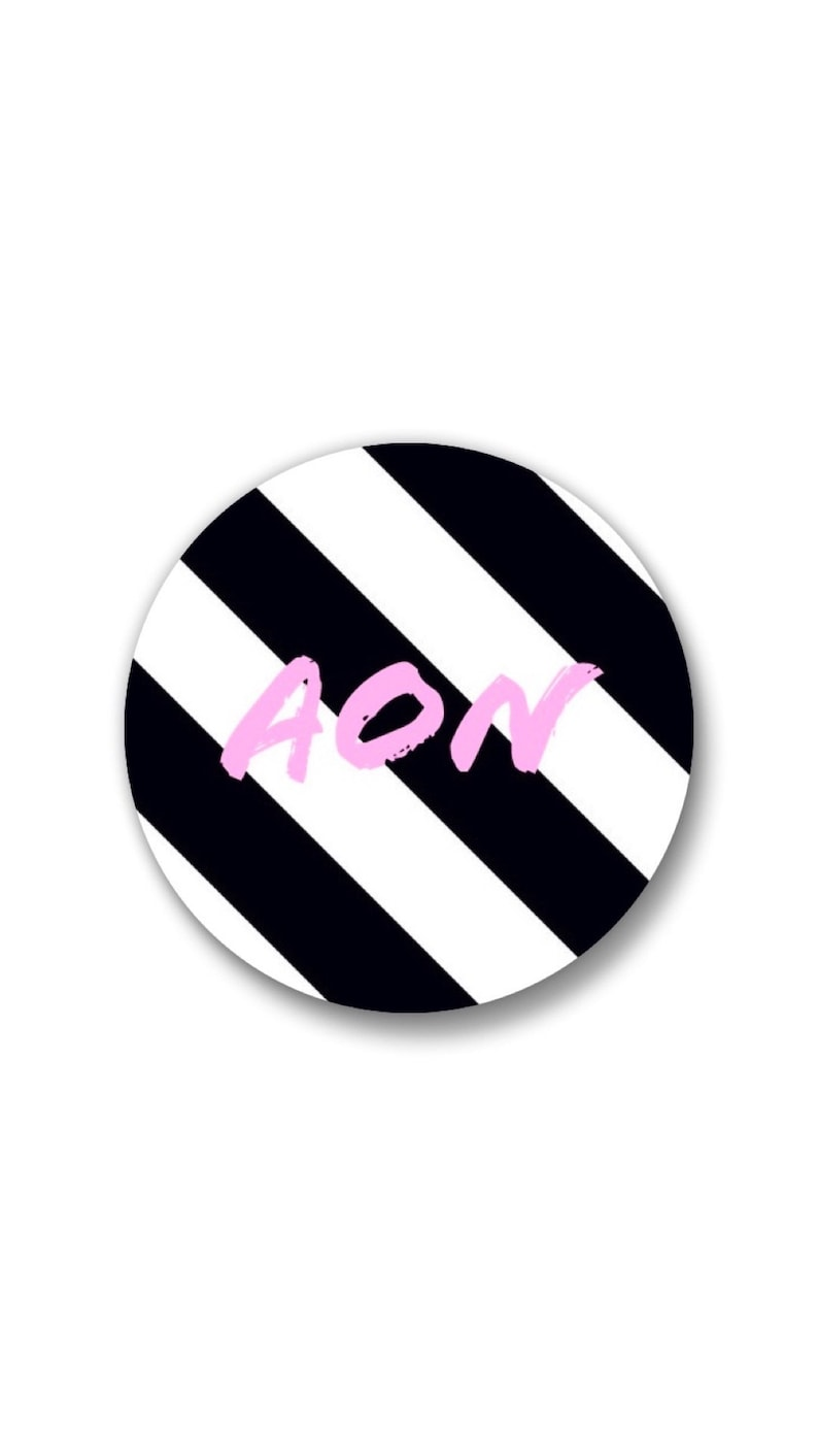 All or Nothing Magazine Tiny Pin 1 image 0