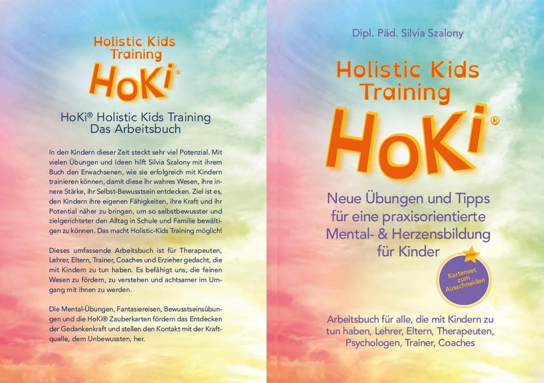 HoKi® workbook. The original image 0