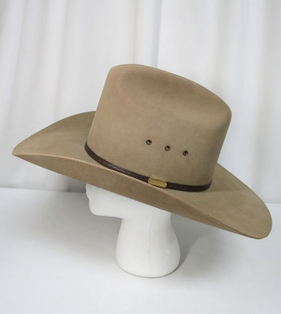 Vintage, Stetson Hat,Country & western, Cowboy Hat
