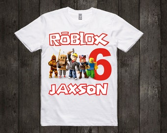 Roblox Winter Soldier Shirt Roblox Birthday Etsy