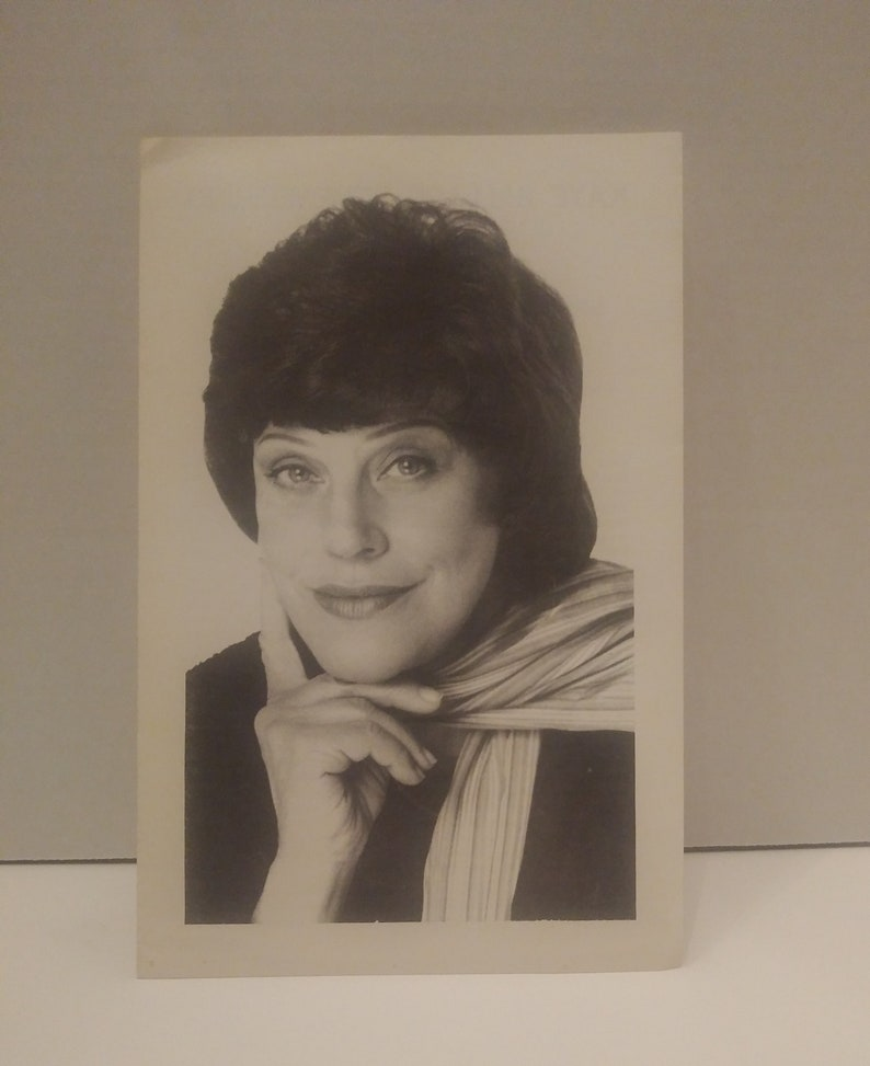 Remembering Play Pamphlet from Brookdale Community College Kaye Ballard
