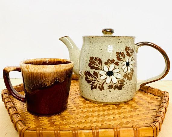 Vintage McCoy Stoneware Mug, Made in USA
