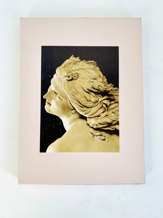 Time-Life Library of Art - The World of Bernini Hardcover Coffee Table Book